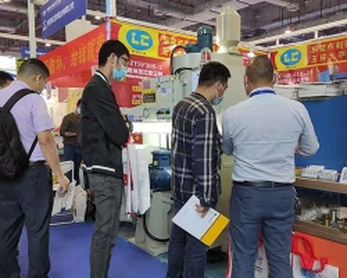 2020DME中国(东莞)机床展参展现场