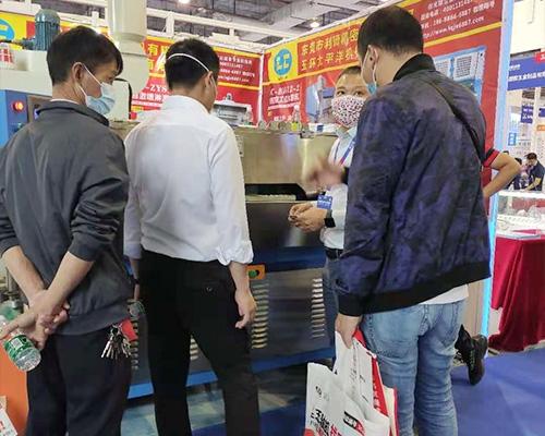 2020DME中国(东莞)机床展展会现场