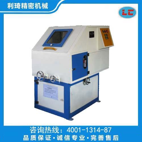 环保型单组圆管(棒)自动抛光机LC-ZP801A