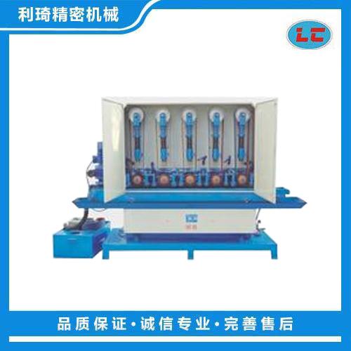 五组平面水磨拉丝机