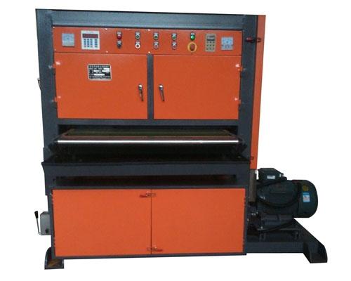铝板材自动拉丝机