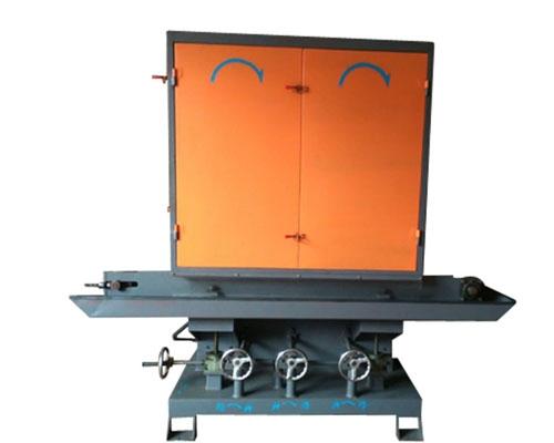 音箱面板自动拉丝机