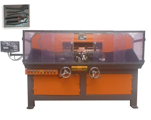 液压式水磨拉丝机
