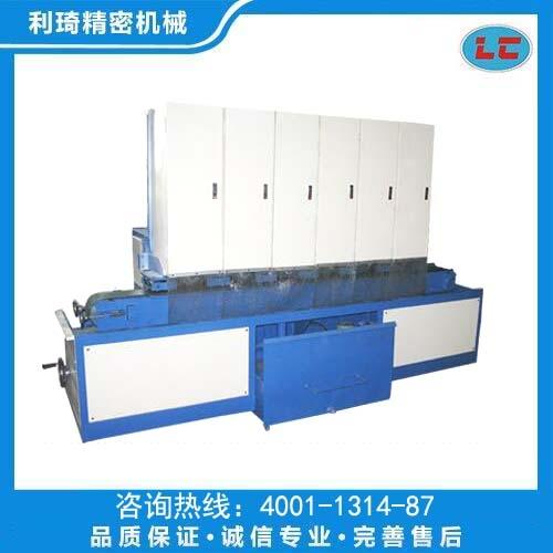 六砂平面水磨拉丝机LC-C315-6S
