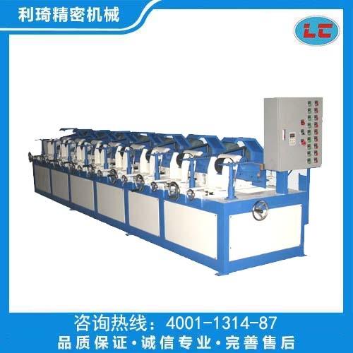 八组圆管自动抛光机LC-ZP808