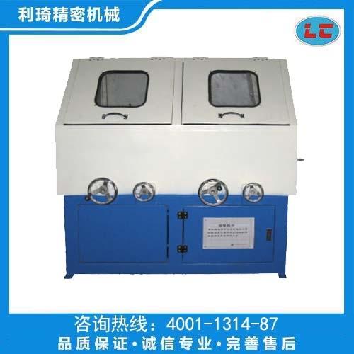 环保式铜管自动抛光机LC-ZP802A